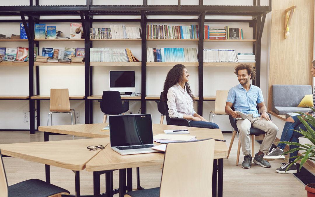 Como a arquitetura comercial pode influenciar o cliente